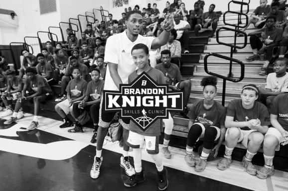 Brandon Knight Skills Clinic