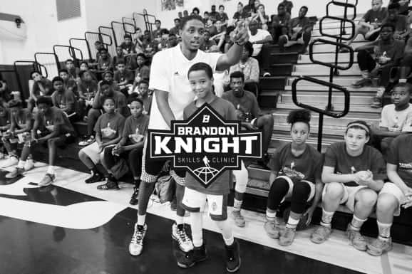 Brandon Knight Skills Clinic