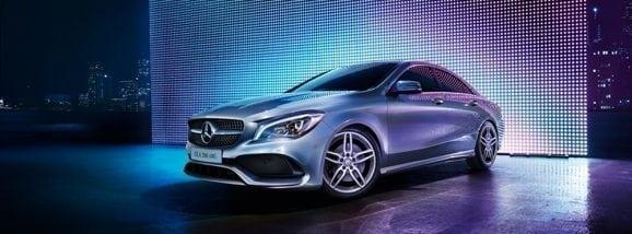 Mercedes-benz Retail Wesite