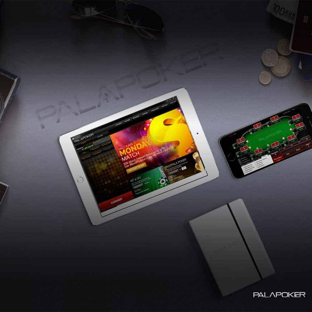 PALA Poker Lobby – Poker table