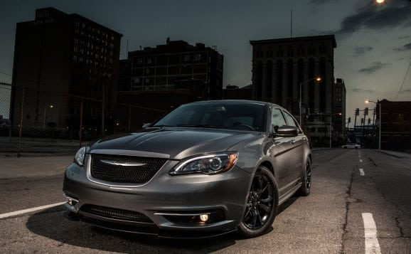 The Chrysler 200