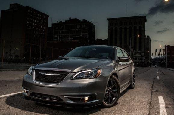 The Chrysler 200